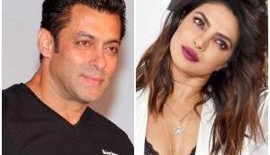 Salman, Priyanka kick-start 'Bharat' shooting