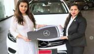 शिल्पा शिंदे ने खरीदी स्टाइलिश मर्सिडीज-बेंज कार, हैरान करने वाली है कीमत