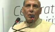 Rajnath Singh launches SPC programme in Gurugram