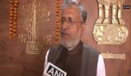 अल्पेश ठाकोर की बिहार में घुसने की हिम्मत नहीं- सुशील मोदी