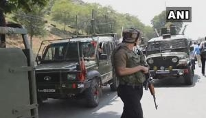 Two terrorists shot dead by security forces in Jammu & Kashmir
