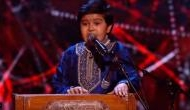 Superb! Indian-origin boy's amazing performance with a harmonium in The Voice Kids UK