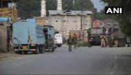 कश्मीर: सुरक्षाबलों ने लिया कांस्टेबल सलीम शाह की मौत का बदला, तीन आतंकियों को किया ढेर