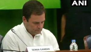 राहुल ने किया संसद को गुमराह ! BJP सांसदों ने दिया विशेषाधिकार हनन का नोटिस