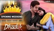 Dhadak Box Office Collection Day 3: Ishaan Khatter and Janhvi Kapoor starrer film is a hit in opening weekend