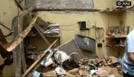 House roof collapses in Delhi, 2 dead