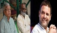 RJD ने राहुल गांधी की आलोचना करने पर अपने राष्ट्रीय प्रवक्ता को किया निष्कासित