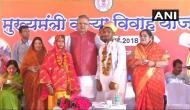 Raman Singh attends mass marriage in Raipur