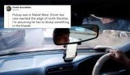 मुंबई: इस शख्स ने की Uber कैब बुक और फिर ड्राइवर ने किया होश उड़ाने वाला काम