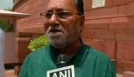 कांग्रेस के मुस्लिम नेता ने कहा- श्रीराम ने शक में सीता को छोड़ा, हर धर्म की महिलाओं से होता है अत्याचार