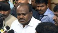 Karnataka Chief Minister Kumaraswamy accuses media for separate statehood protests