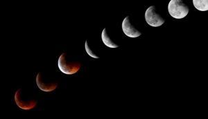 चंद्र ग्रहण आज, जानिए कहां-कहां दिखाई देगा ग्रहण और क्या है सूतक का समय