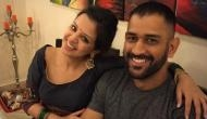 Video: MS Dhoni's bathroom chat with bollywood singer Rahul Vaidya takes internet by storm