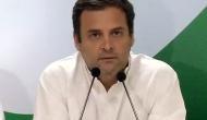 महिला सुरक्षा पर राहुल गांधी का करारा हमला- BJP विधायकों से बेटियों को बचाना है