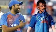 Shocking! Rohit Sharma mocked Yuzvendra Chahal that will blow your mind ahead of England Tests!