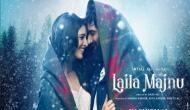 Ekta Kapoor unveils first poster of 'Laila Majnu'