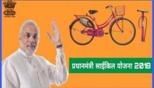 Good news! PM Modi to give free cycle and helmet on this 15 August; know how