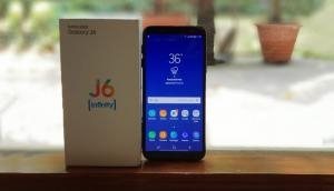 Samsung Galaxy J6 review: The Infinity Display alone is not enough to bowl over consumers