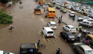 दिल्ली-एनसीआर में हुई खतरनाक बारिश में जो जहां था वहीं फंस गया