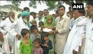 अलवर लिंचिंग: रकबर के परिवार को हरियाणा सरकार ने दिए 5 लाख, विधायक ने दिए 3 लाख