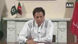 'If India takes one step towards us, we'll take two': Imran Khan