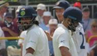 इंग्लैंड: इतने रन बनाकर ऑल आउट हुई टीम इंडिया, 1 छक्का लगाने में छूटे 11 बल्लेबाजों के पसीने