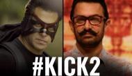 आमिर खान ने फिर सलमान से लिया पंगा, 'किक 2' के साथ रिलीज करेंगे ये फिल्म