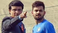 Sourav Ganguly eulogises Virat Kohli after his 27th Test hundred