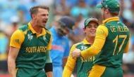 World Cup 2019: दक्षिण अफ्रीका को बड़ा झटका, इंग्लैंड के खिलाफ उद्धाटन मैच में नहीं खेलेगा यह तेज गेंदबाज