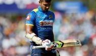 Sri Lankan cricketer Gunathilaka suspended for 6 months