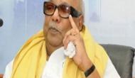 Karunanidhi's health better: Stalin