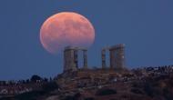 149 साल बाद गुरु पूर्णिमा पर बना अद्भुत संयोग, पूरी दुनिया में ऐसा दिखाई दिया चंद्रग्रहण