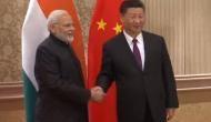 PM Modi meets Chinese President Xi