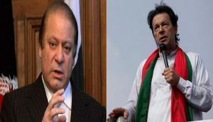 पाकिस्तान चुनाव: इमरान खान की जीत को नवाज शरीफ ने बताया 'चोरी का जनादेश'