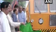 Railways inducts 5 new track maintenance machines