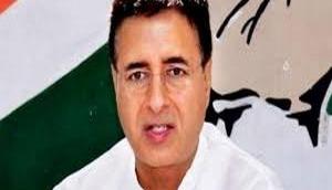 BJP is only worried about 'Dhandaata', not 'Anndaata': Randeep Singh Surjewala