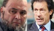 ऋषि कपूर ने 'मुल्क' का जिक्र करते हुए की इमरान खान की तारीफ, ट्रोलर्स बोले-उनका मुल्क है हमारा देश