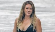 Pregnancy is 'hard as hell', says Hilary Duff