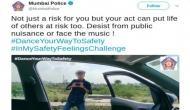 मुंबई पुलिस की इस क्रेजी डांस ने उड़ाई नींद, ट्वीट कर दी चैंलेज ना स्वीकार करने की चेतावनी