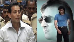 संजय दत्त की बायोपिक 'संजू' से बौखलाया अबु सलेम, मेकर्स को भेजा लीगल नोटिस