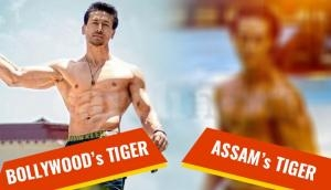 Have you seen Baaghi actor Tiger Shroff's Assamese doppelganger? You won't believe  your eyes after seeing his pics