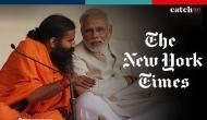 प्रधानमंत्री से ज्यादा ताकतवर हैं रामदेव, बन सकते हैं पीएम दावेदार: न्यूयॉर्क टाइम्स