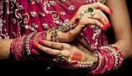 शाकाहारी दुल्हन ने अपनी ही शादी में नहीं  बुलाया कोई परिजन, वजह  जानकर रह जाएंगे दंग