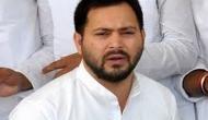 Tejashwi Yadav: CM Nitish Kumar should speak on crime, unemployment in Bihar