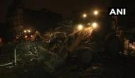 Another building collapses in Ghaziabad