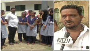 Karnataka: This clerk pays school fees of 45 girls