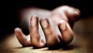 UP: Upset over wife's death, man jumps in front of train