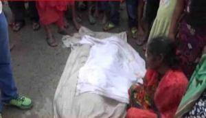 एक और मॉब लिंचिंग, बिहार के मुजफ्फरपुर में मोबाइल चोरी के आरोप में एक व्यक्ति की भीड़ ने की हत्या