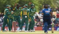 रबाडा-शम्सी ने श्रीलंका पर ढाया कहर, दक्षिण अफ्रीका ने 114 गेंद शेष रहते दर्ज की जीत
