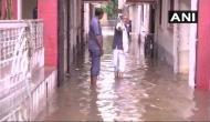 ई बिहार है भइया.. डिप्टी CM सुशील मोदी के घर में घुटनों तक भरा पानी